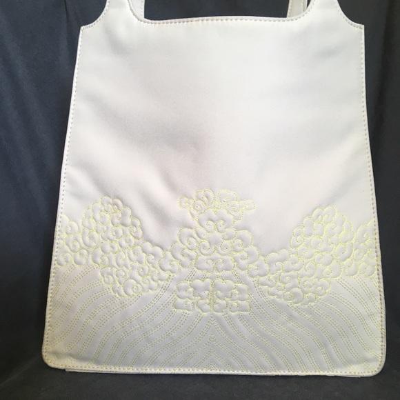Vivienne Tam Handbags - Vintage Vivienne Tam Embroidered Bag